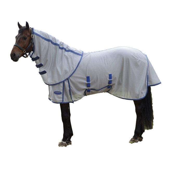WeatherBeeta  ComFiTec Airflow Fly Sheet - Detach A Neck