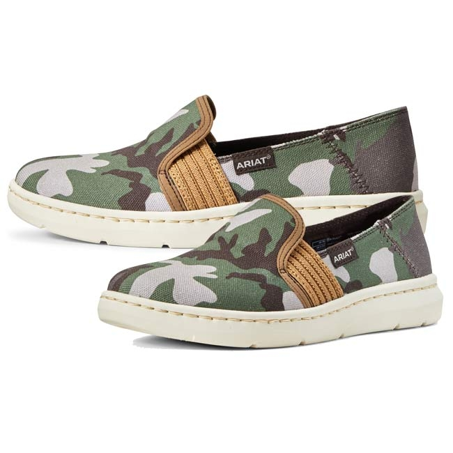 Ariat Women's Camo Print Ryder Casual Shoes