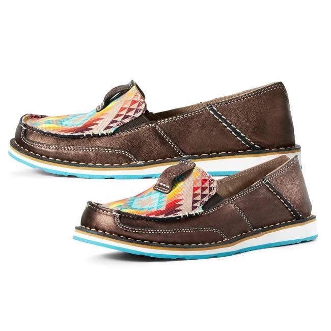 Rainbow Aztec Cruiser Casual Shoes