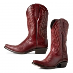 Ariat Women's Tailgate Western Boots – Sangria