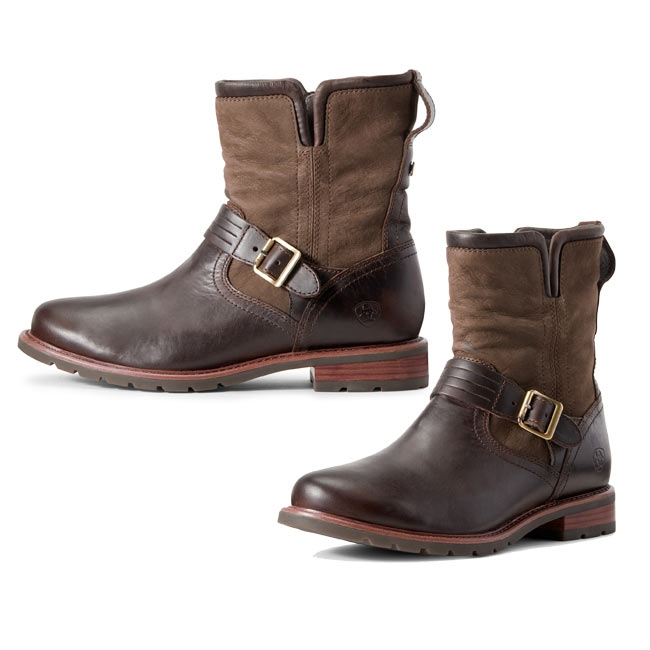 Ariat Savannah H2O Boots – Chocolate