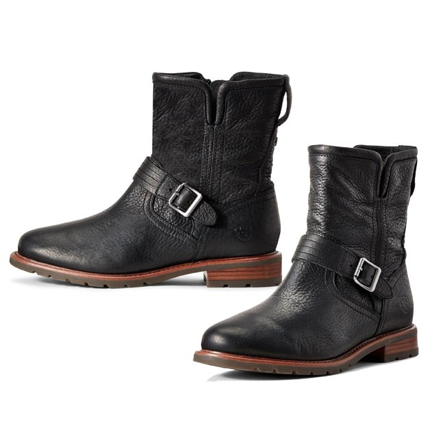 Ariat Savannah H2O Boots – Black
