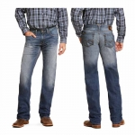 Ariat M5 Tekstretch Bookie Straight Jeans