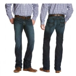 Ariat M7 Rocker Stretch Legacy Straight Jeans