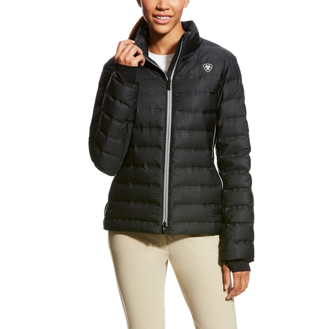 Ariat Ladies' Braze Down Jacket -Black