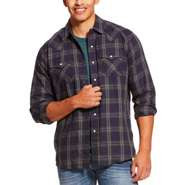 Ariat Fontana Retro Men's Western Snap Shirt