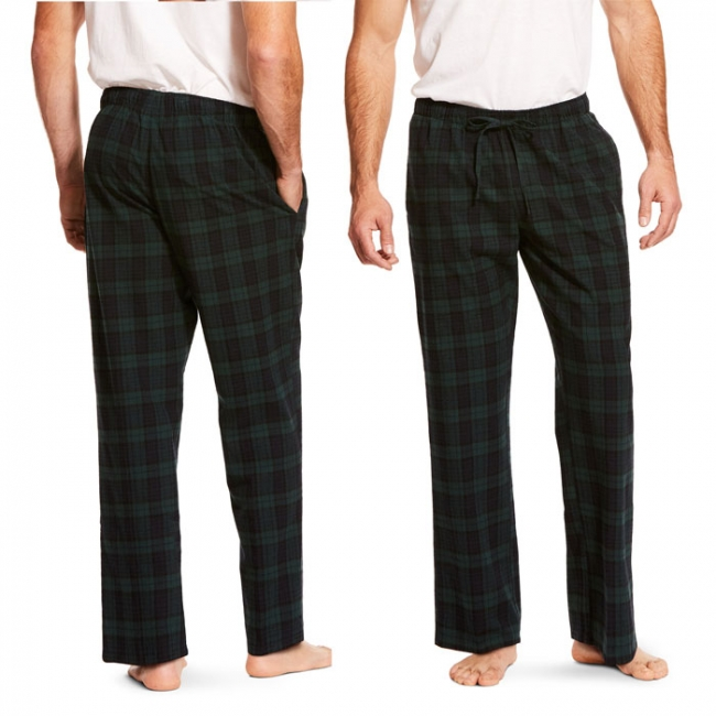 Ariat Mens Flannel Pajama Pants