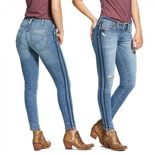 Ariat REAL Skinny Ella Double Outseam Jeans