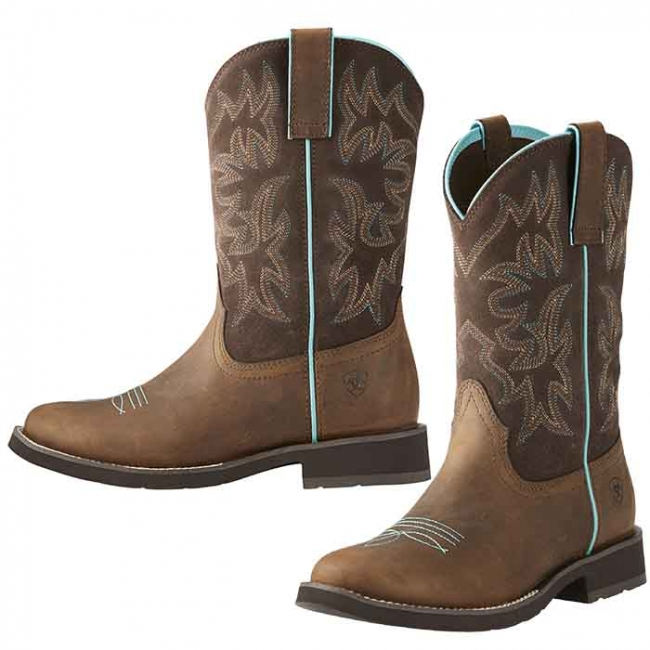 Ariat Ladies Delilah Western Boots