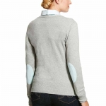 Ariat Ramiro Women's Sweater in Plum Grey