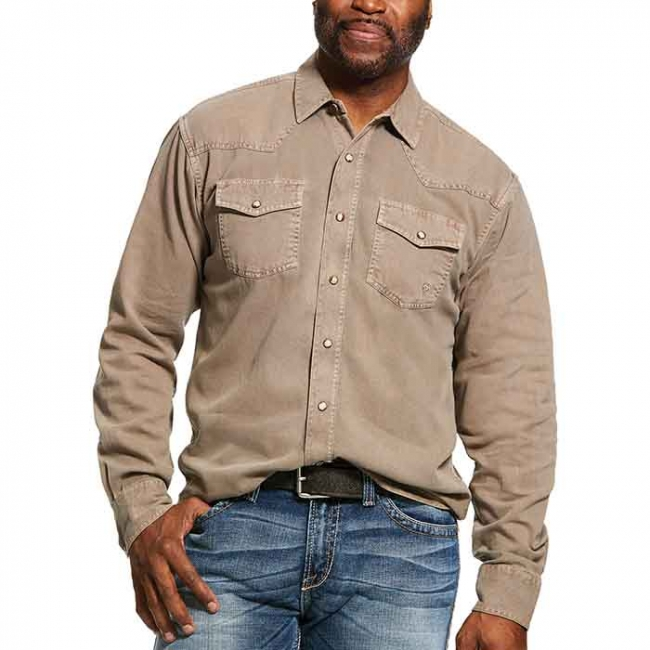 Ariat Jurlington Retro Snap Shirt