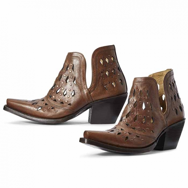 Ariat Dixon Studded Western Boots