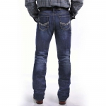 Cinch Mens Slim Fit Ian Jeans - Deep Rinse