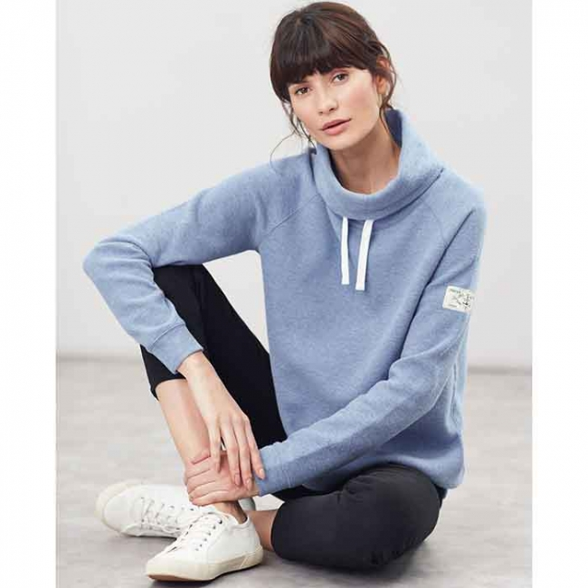Joules Nadia Ribbed Sweatshirt for Women