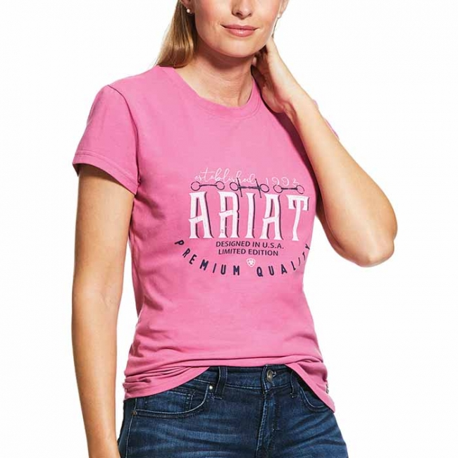 Ariat Logo Womens T Shirt