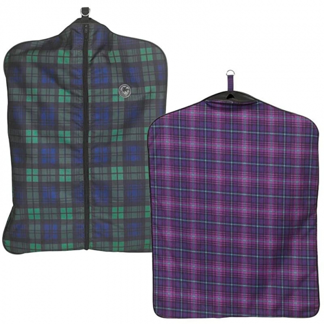 Centaur Classic Plaid Garment Bag