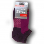 Dansko Two Tone Low Cut Merino Wool Socks
