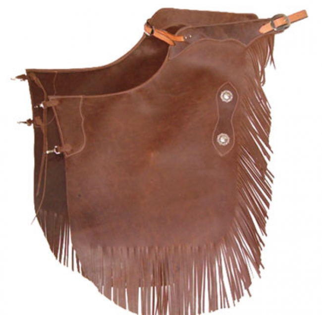 Cowboy Basic Chinks in Brown