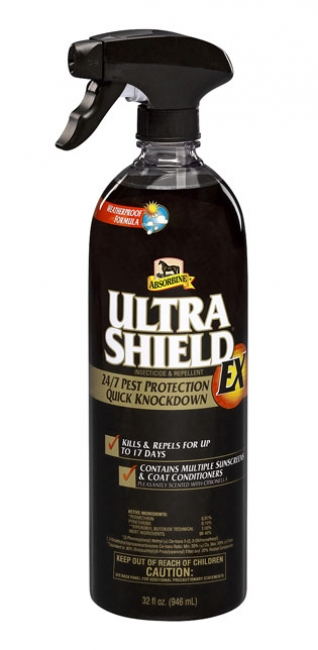UltraShield Brand Residual Insecticide & Repellent