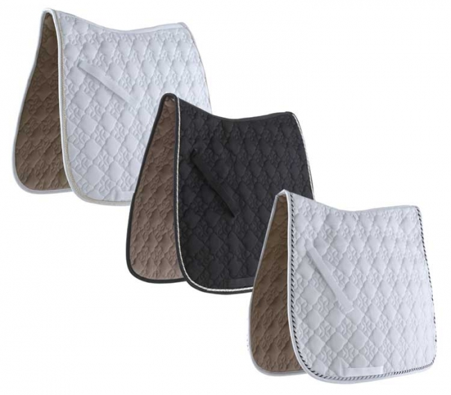 WeatherBeeta Roma Dressage Saddle Pad