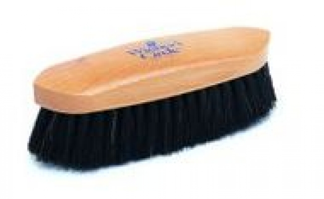 Winner's Circle HorseHair Blend-Soft Grooming Brush