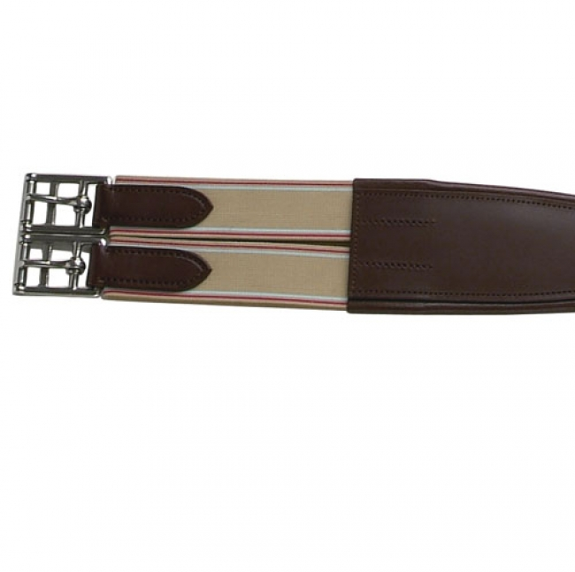 Collegiate Double End Elastic English Girth