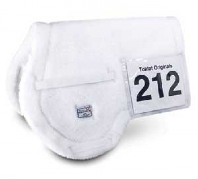 Toklat Competition Pad with Number Pockets