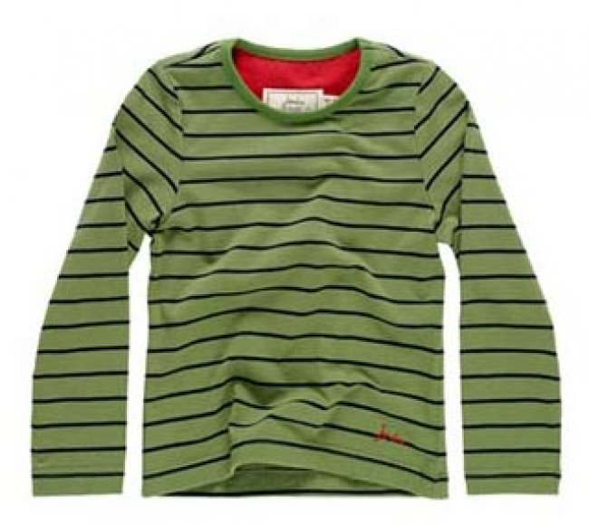 Joules Junior Marina Striped Shirt Small