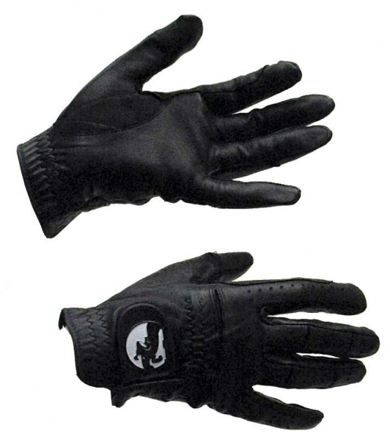 Grand Prix Comfort Leather Show Gloves Women's