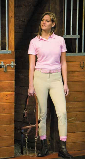 JPC TuffRider Low Rise Pull On Starter Breeches
