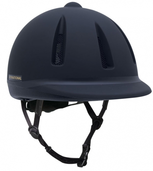 International Air-Lite Soft Touch Riding Helmet