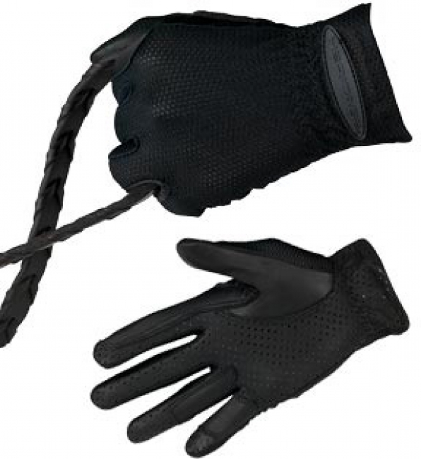 Heritage Pro-Flow Leather Summer Show Gloves