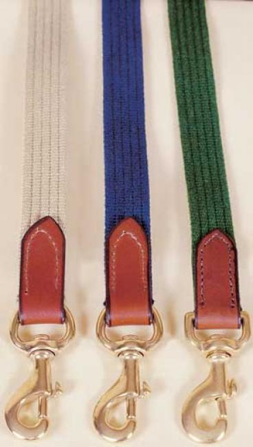 Tory Leather and Web Lead