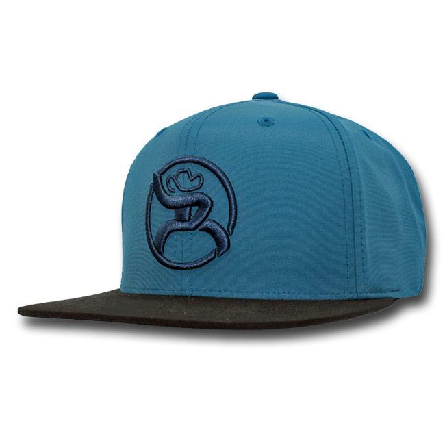 quality design cea13 56c95 ... new zealand hooey roughy 2.0 blue snapback dcc45 d88a8