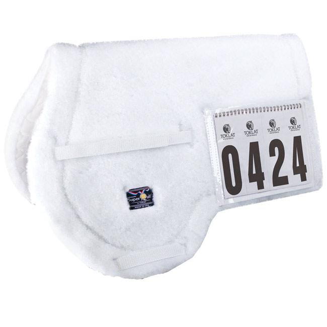 Toklat Medallion Fleece Competition Pad with Number Pockets