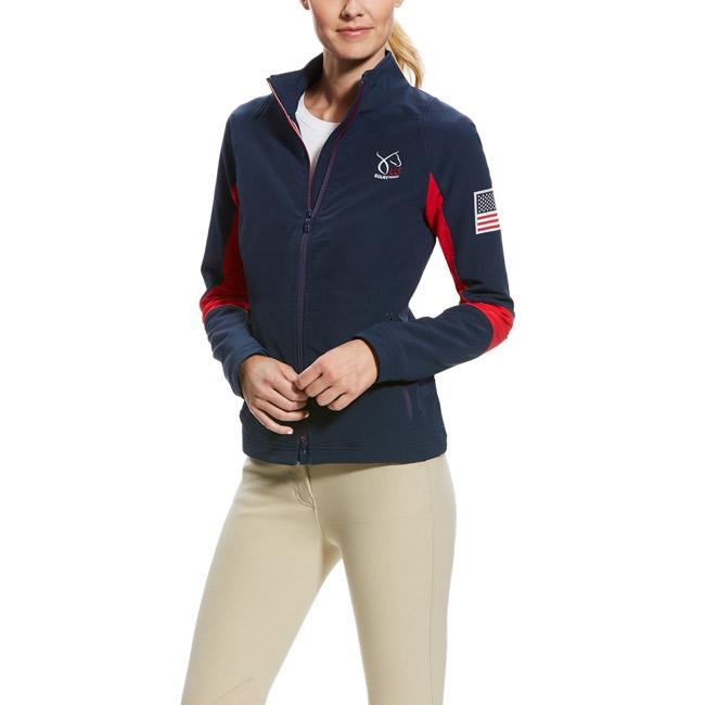 Ariat USEF Colorblock Zero G Jacket