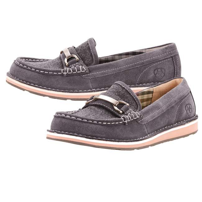 Ariat Ladies Grey Ivy Cruiser