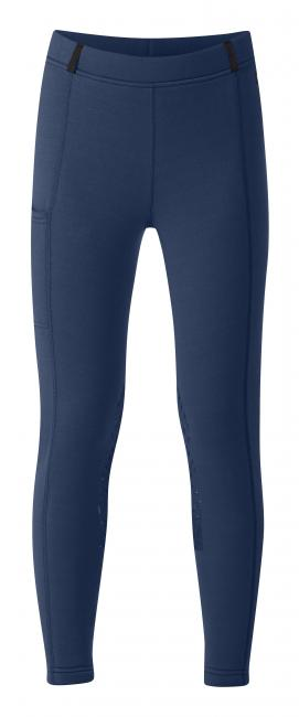 Kerrits Power Stretch Pocket Winter Tights II for Kids