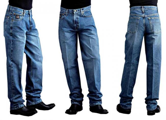 Cinch Black Label Lightweight Jeans
