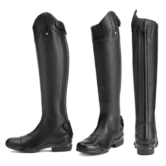 Volant S Zip Field Boots for Women