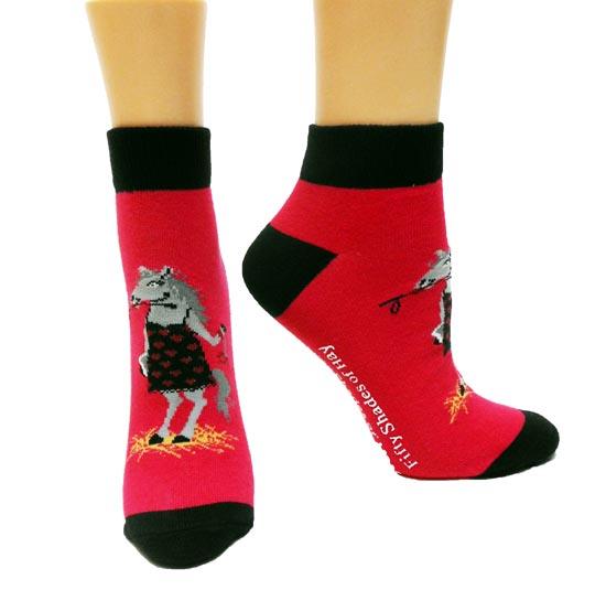 Hatleys Women's Fifty Shades of Hay Socks