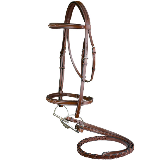 M Toulouse Annice Fancy Horse Bridle