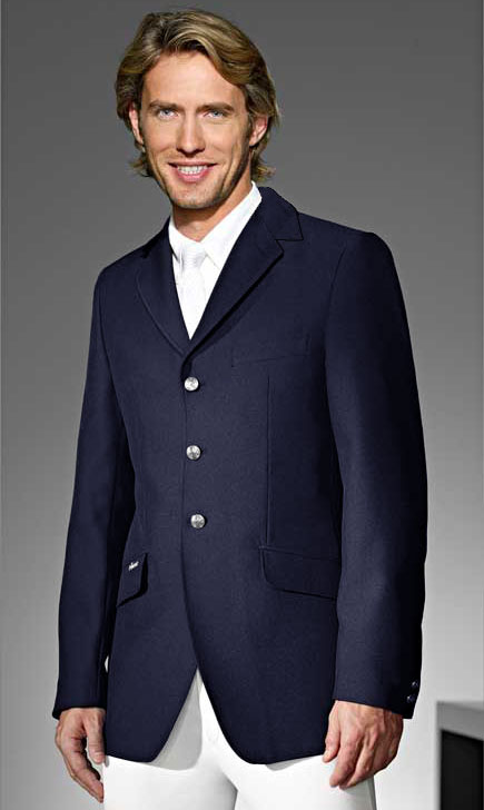 5b975ee7d8d2 Pikeur Dublin Men's Competition Jacket in Navy