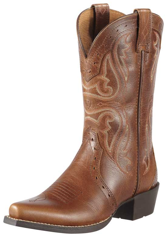 Ariat Heritage X-Toe Girl's Western Fashion Boots
