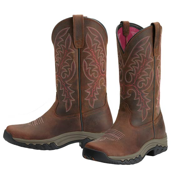 Ariat Women's Western Terrain Boot