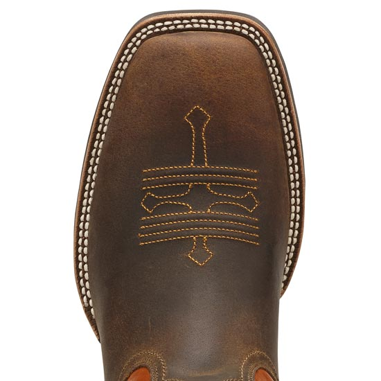 Ariat Men's Tombstone Boots in Brown/Sunnyside