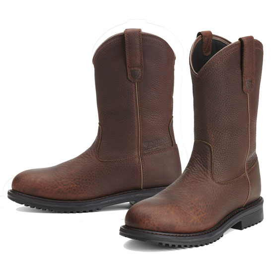 Ariat Men&39s RigTek Men&39s Pull On Work Boot with Safety Toe