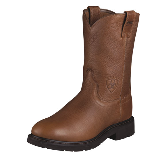Ariat Sierra Work Boots For Men In Sun