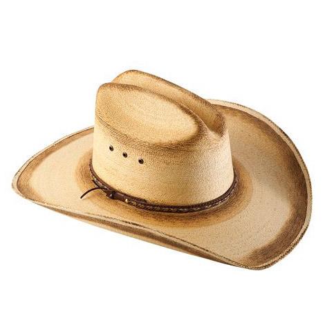 881dea819b9d4 Resistol Jason Aldean Georgia Boy Straw Cowboy Hat