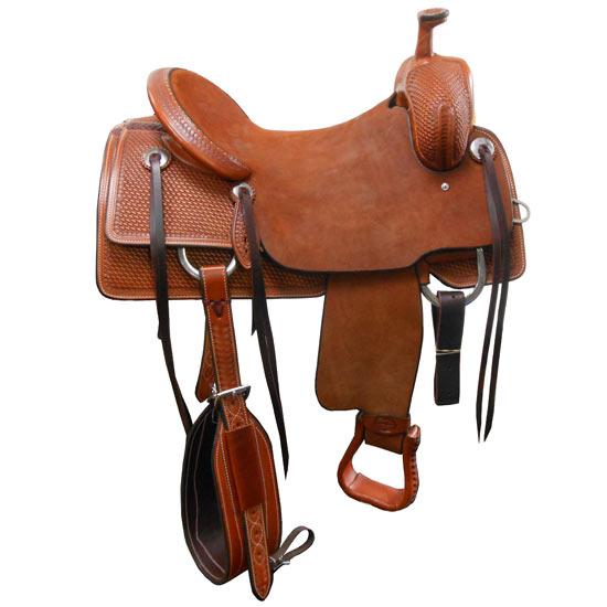 Martin Saddlery Ranch Cutter Western Saddle